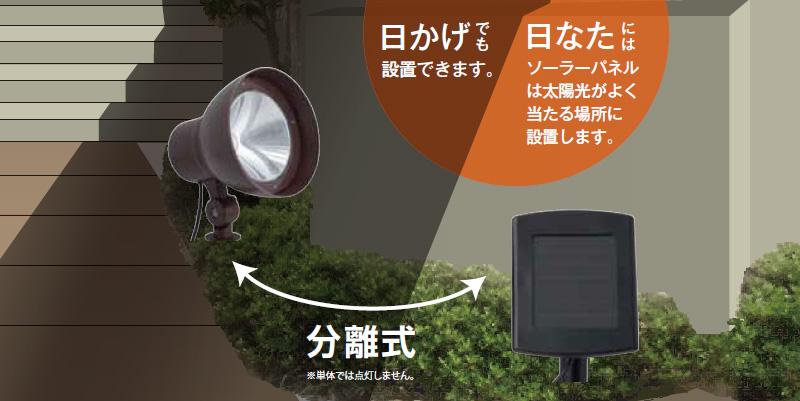 ソーラーハイパワーアップライト2型