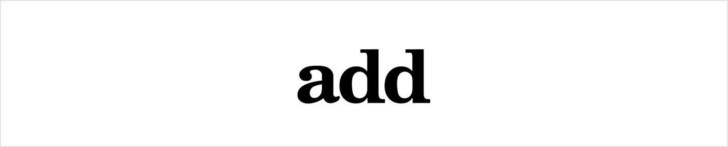 add(エーディーディー)