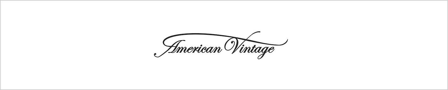 AMERICAN VINTAGE(アメリカンヴィンテージ)