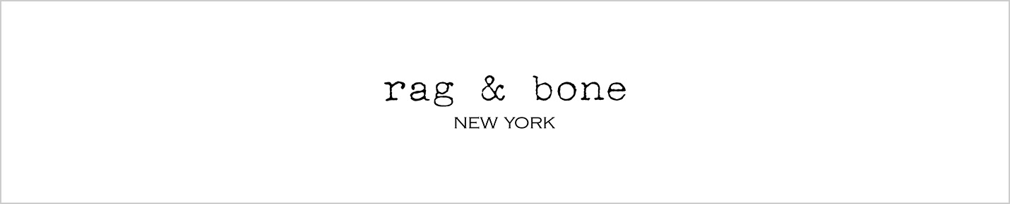 rag&bone(ラグ&ボーン)