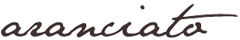 aranciatoはミズイロインド KOOS CHRISTIANPEAU ラベンハム   Veritecoeurブランドを提案