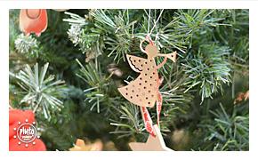 北欧雑貨 クリスマス オーナメント 飾り デコレーション Pluto