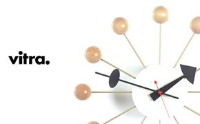 北欧雑貨・ギフトのアルコストア 時計 ボール・クロック 壁掛け時計