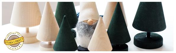 北欧雑貨・ギフトのアルコストア larssons tra ラッセントレー クリスマス オブジェ 置物
