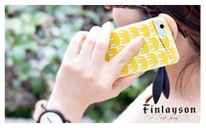北欧雑貨・ギフトのアルコストア finlayson スマホカバー 背面ケース iphoneケース