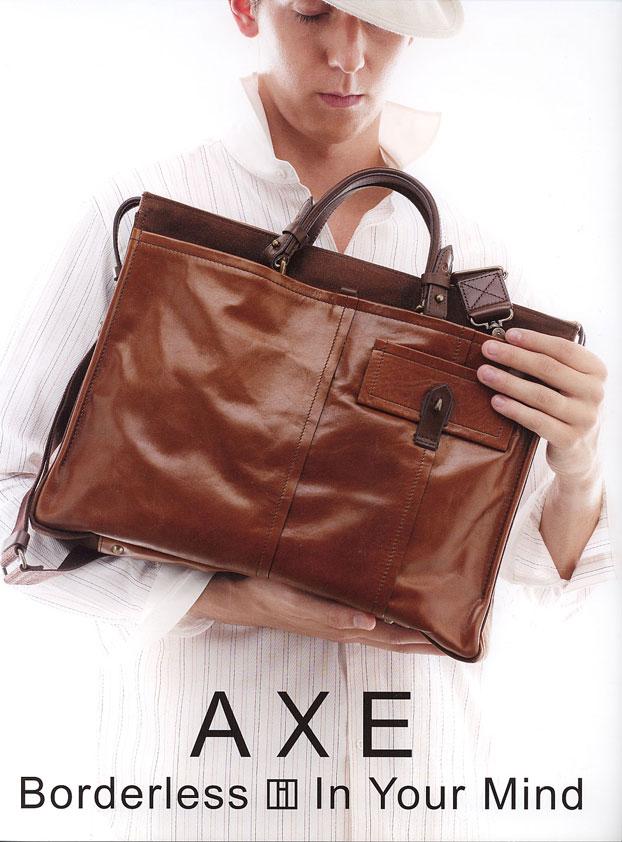 AXE(アックスシリーズ)-AXE(アックス)は【BORDERLESS】をコンセプトに幅広いテイストで使いこなせる「モノ作り」を素材やディティールにこだわりながら提案していきます。-