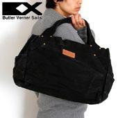 Butler Verner Sails/日本製反応染めキャンバストートバッグ
