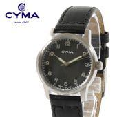 ROYAL NAVYレザーベルト腕時計