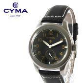 ROYAL ARMYスモールセコンドモデルレザーベルト腕時計