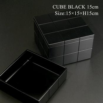 商品画像:【重箱】CUBE ELGRACE 15cm