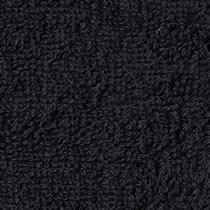 タオルシーツ/特大タオル【110x220cm】ブラック【業務用】【両面パイル地】