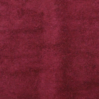 タオルシーツ/特大タオル【110x220cm】:ワインレッド【業務用】【両面パイル地】