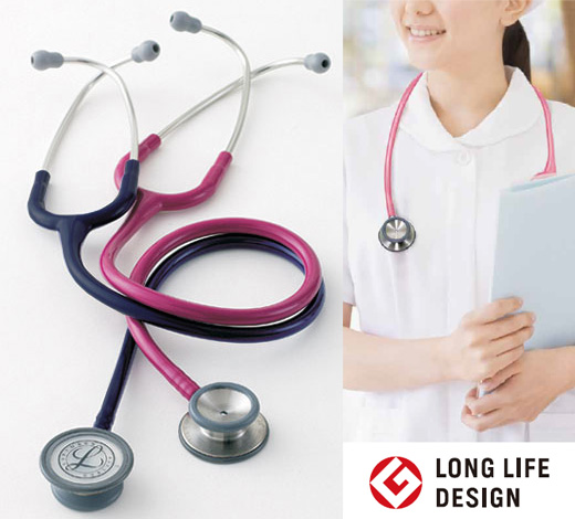 [] LITTMAN stethoscope (double) in General, for examination and classic 2  S E
