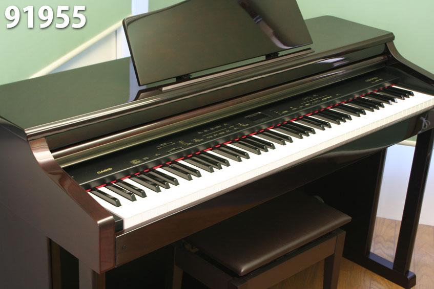 【楽天市場】【送料無料】CASIO 01年 電子ピアノ AP-40 セルヴィ ...