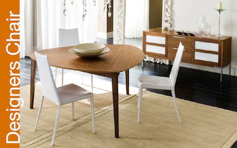 デザイナーズチェア イタリア製 高級感のある こだわりの椅子