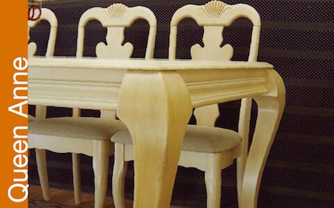 猫脚 テーブル クラシック調 ダイニングテーブルセット 姫系 ロココ調 ダイニングセット