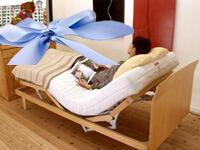 腰痛や肩こりを和らげる快眠ベッド