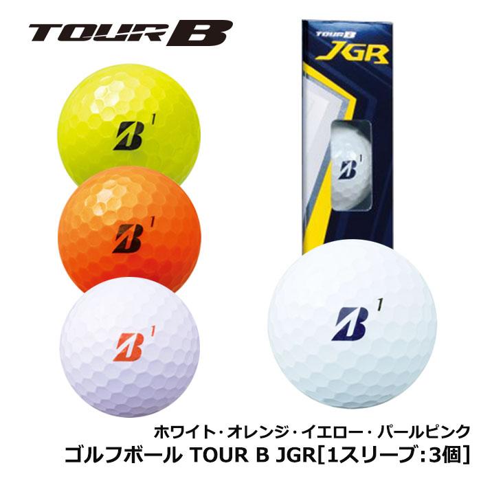 BRIDGESTONE GOLF(ブリジストン ゴルフ) TOUR B JGR ゴルフボール