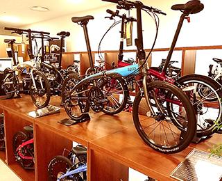 フォールディングバイクブランドDAHON・Ternの専門店