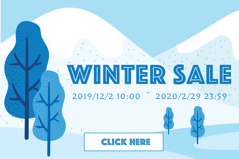 DEJIMAONLINE(出島オンライン) WINTER SALE