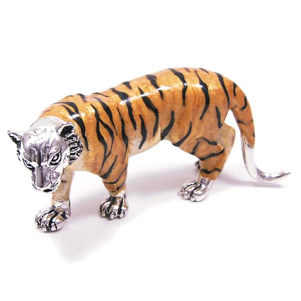 サツルノ:虎の置き物