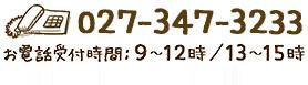 TEL:027-347-3233