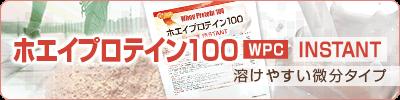 ホエイプロテイン 100 instant