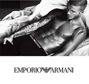 EMPORIO ARMANI / エンポリオ・アルマーニ