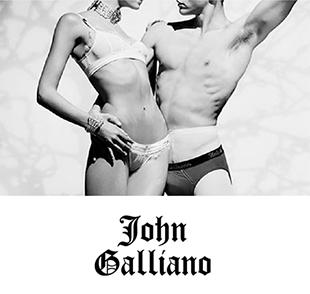 John Galliano / ジョン・ガリアーノ