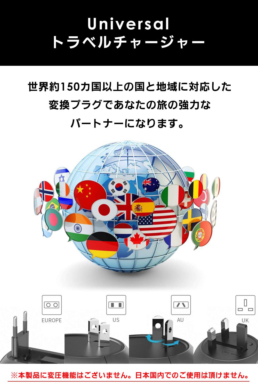 """""""各国のプラグ画像"""""""