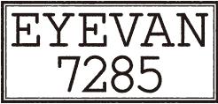 アイヴァン7285 EYEVAN 7285