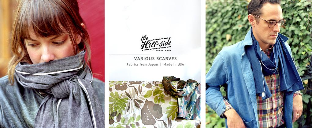 ヒルサイド スカーフ