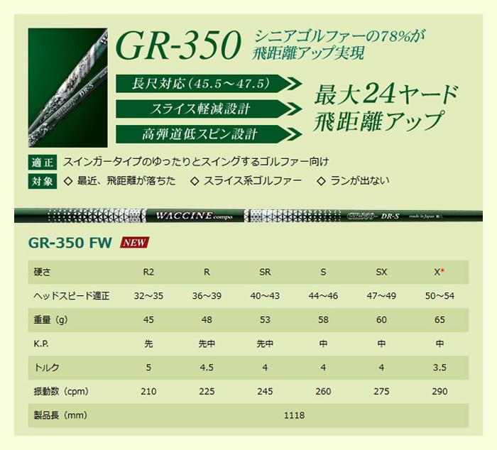 GR-350 FW