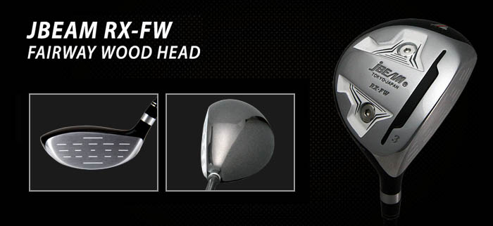 JBEAM RX-FW FAIRWAY WOOD