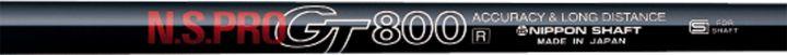 N.S. PRO GT800