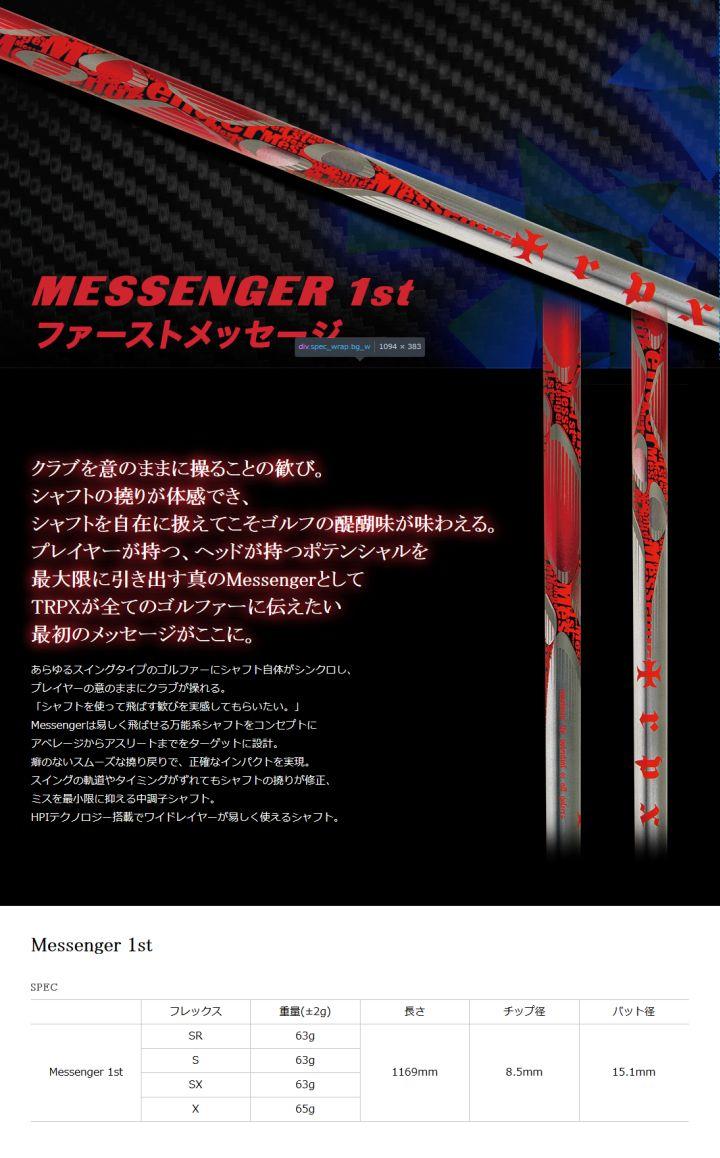 TRPX Messenger