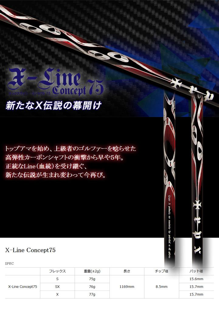 X-Line Concept 75