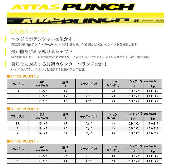 ATTAS PUNCH