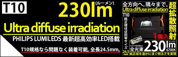 T10 230m 1セット1個入