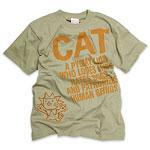 Tシャツ PYGMY LION