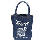 トートバッグ Are you angry?