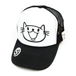 メッシュキャップ SMILE CAT