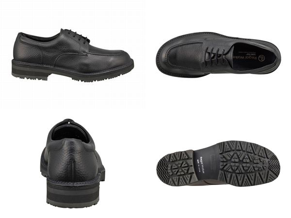 【279WBGW】【Regal Walker】【送料無料】【雪道対応ソール】アッパー全て牛革 ☆ゴアテックス(r)ファブリクス 3EUチップ紳士靴
