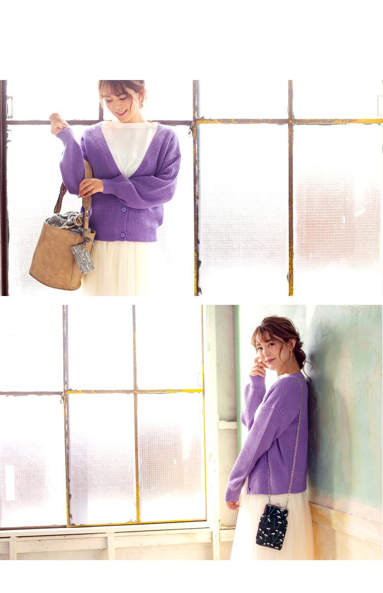 KOHAKUシリーズ がま口キーケース付巾着トート・がま口ショルダーケース+イメージ画像