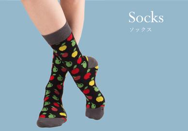 ソックス・靴下 ギフト かわいい おしゃれ|パリ発ブランドCoton Doux/コトンドゥ