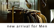 New arrival for Men