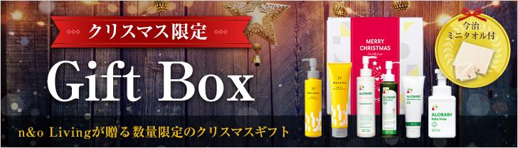 クリスマス限定 Gift box