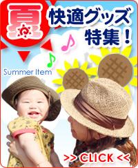 季節の商品 夏