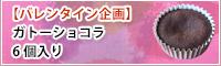 ガトーショコラ/6個入り