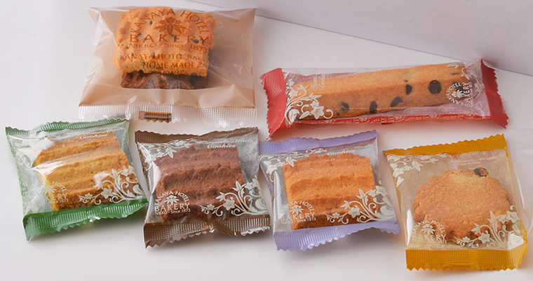 金谷クッキース